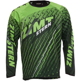 Zimtstern Bentez LS Bike Jersey Men Lime